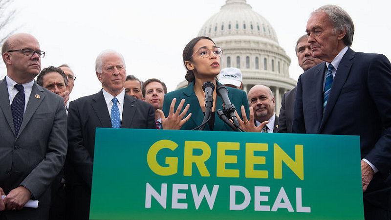 AOC's Insane Green New Deal Will Bankrupt America