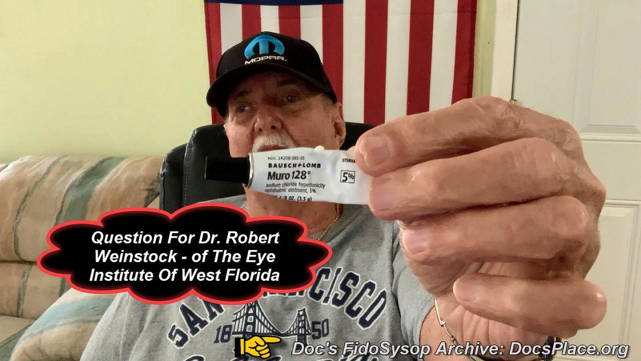 Morgan & Morgan Concerning The Eye Institute Of West Florida Litigation