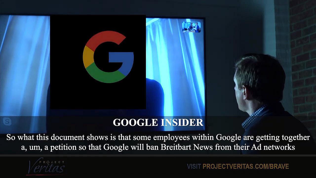 Google Insider Leaks Plans To Cancel Breitbart News AdSense Account
