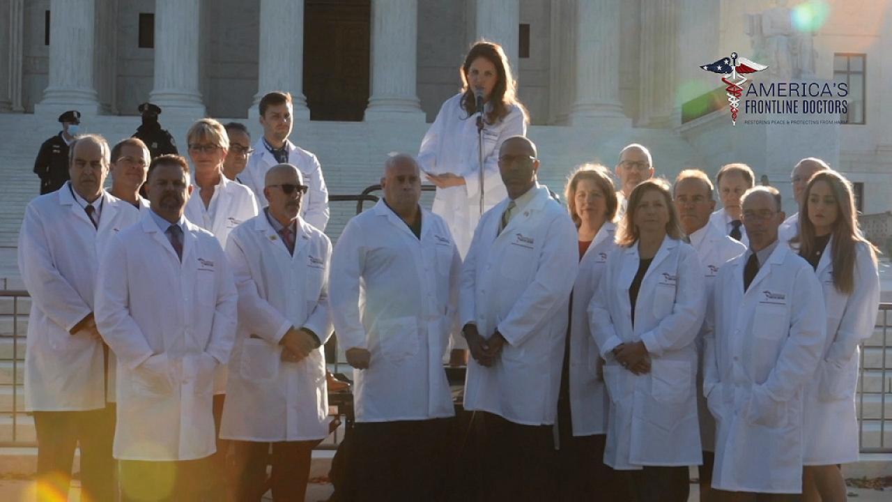 America's Frontline Doctors Summit II Deleted Video