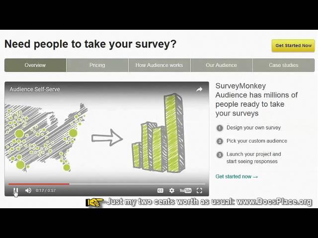 NBC News SurveyMonkey Poll Targeted Audience