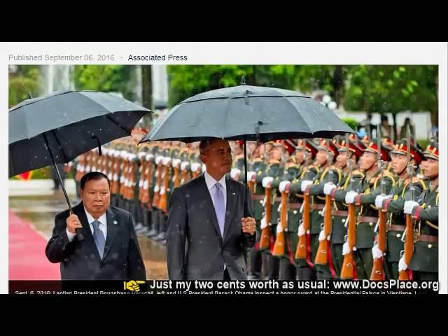 Should USA Give Laos $90 Million