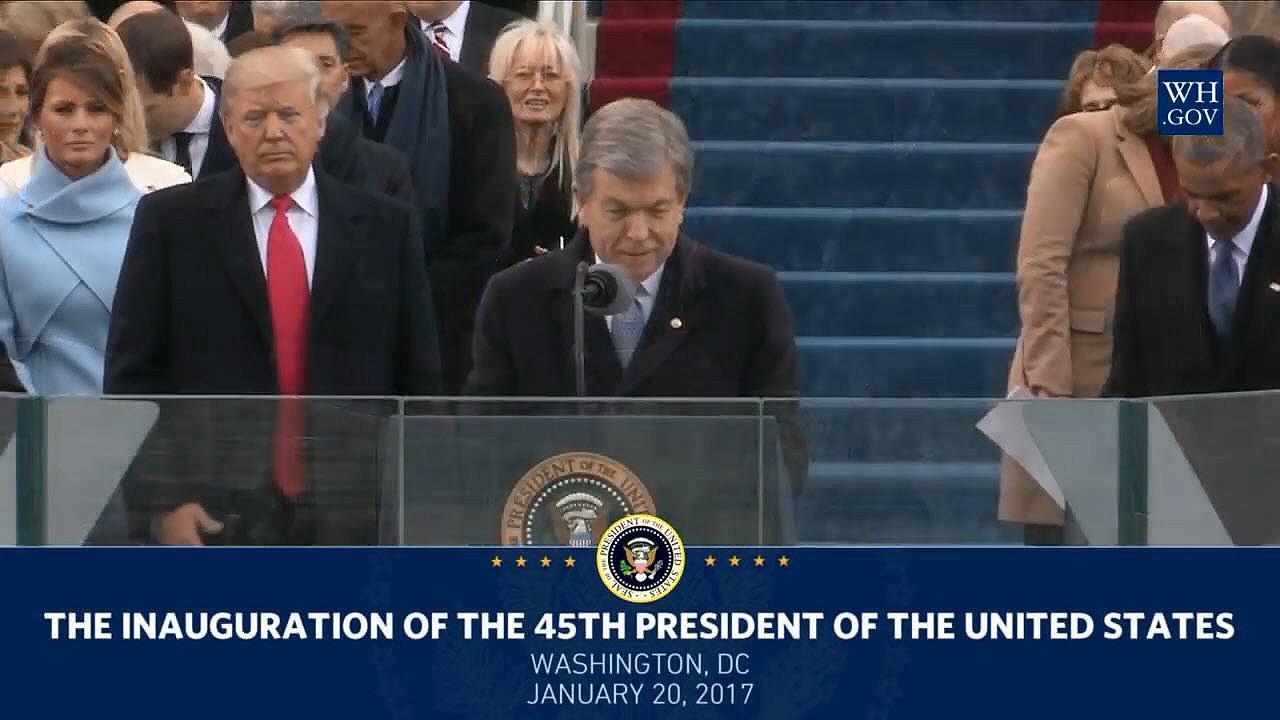 The Inauguration Of Potus 45 Donald Trump
