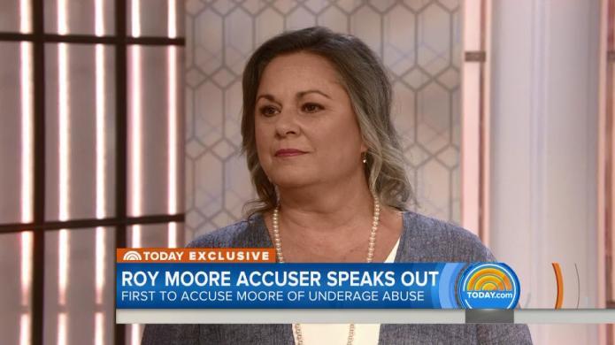Roy Moore Accuser Leigh Corfman Tells Her Story