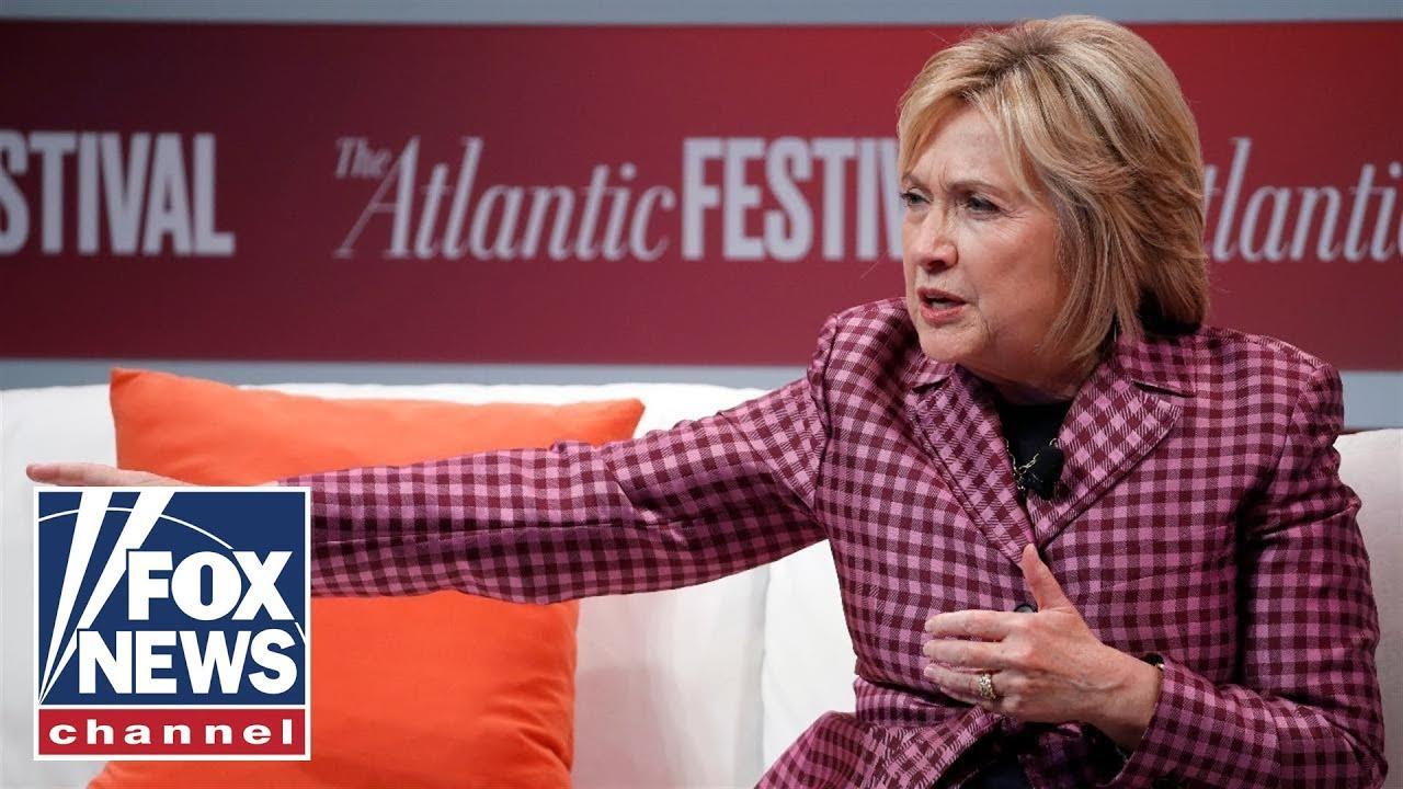 Hillary Clinton Ridicules Brett Kavanaugh's Senate Testimony